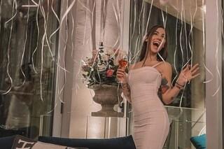 Giulia De Lellis compie 25 anni, la sorpresa del fidanzato passa su Instagram