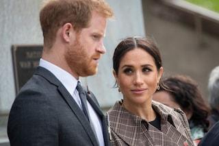 Harry torna a Londra, ma Meghan Markle non lo accompagnerà
