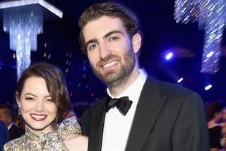 Emma Stone è incinta, primo figlio da Dave McCary: le foto del pancione