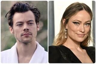 Harry Styles e Olivia Wilde stanno insieme?