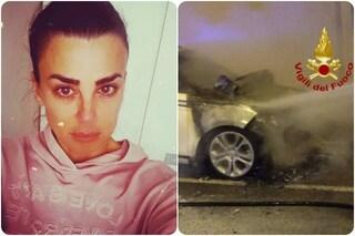 Incendiata auto di Serena Enardu nella notte, è la seconda volta che capita in sei mesi