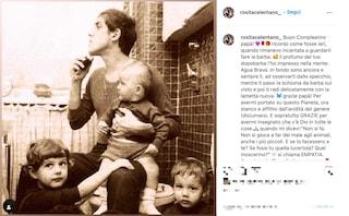 Adriano Celentano compie 82 anni, la dolce dedica della figlia Rosita per il suo compleanno