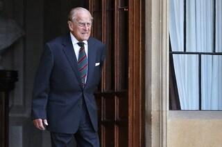 Come sta il principe Filippo, ricoverato in ospedale a 99 anni