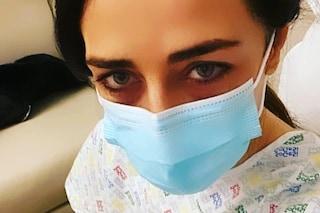 """Raffaella Mennoia ricoverata: """"In ospedale per un intervento, è stato molto doloroso"""""""