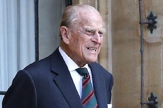 Il principe Filippo ha un'infezione, si allunga il ricovero in ospedale
