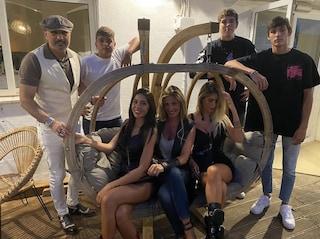 Chi è Arianna Rapaccioni, moglie di Sinisa Mihajlovic e madre dei suoi cinque figli