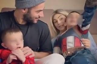 Aldo Palmeri e Alessia Cammarota di Uomini e Donne aspettano il terzo figlio