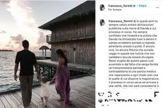 """Francesca Fioretti sulla morte di Davide Astori: """"Notizie parziali che aumentano il mio dolore"""""""