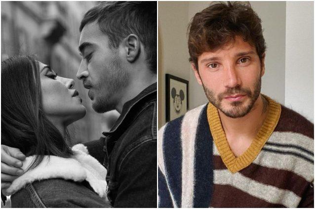 "Belén incinta: ""Con De Martino c'era un po' di rancore, Santiago pensa che Antonino sia un principe"""