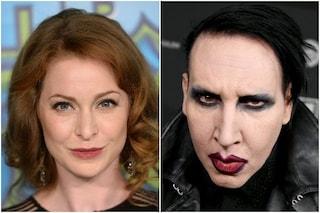 "Marilyn Manson accusato di violenza, Esmé Bianco di Games of Thrones: ""Ero sua prigioniera"""