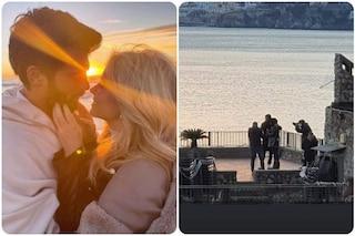 Can Yaman e Diletta Leotta a San Valentino, come sono state scattate davvero le foto poco romantiche