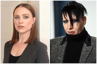 "Marilyn Manson antisemita e razzista secondo Evan Rachel Wood: ""Mi chiamava ebrea, faceva svastiche"""