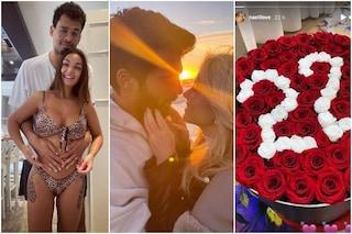 San Valentino 2021, ecco come i Vip hanno trascorso la festa degli innamorati