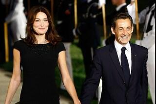 """Carla Bruni dopo la sentenza di Sarkozy: """"È il mio uomo e sarò sempre dalla sua parte"""""""