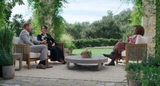 Il principe Harry parla di sua madre Diana nella prima clip dell'intervista con Oprah Winfrey