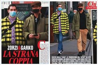 """""""Tommaso Zorzi e Gabriel Garko amici speciali"""", i due fotografati insieme dopo il GFVip"""