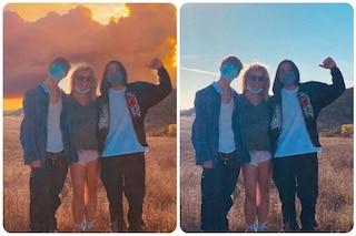 Britney Spears pubblica una rara foto con i suoi due figli: Jayden e Sean Preston