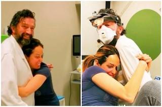 Chi è Davide Brunelli, il dottore che sta ricostruendo il volto di Gessica Notaro
