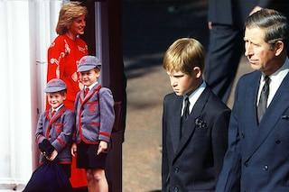 """Il principe Harry soffre ancora per la morte di Lady Diana: """"Perdere mamma mi ha lasciato un buco"""""""