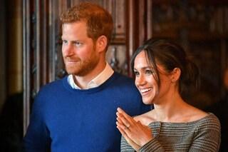 """Harry e Meghan Markle svelano il sesso del bebè: """"Aspettiamo una bambina"""", ecco quando nascerà"""