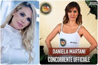 Ilary Blasi e L'Isola 2021, il commento su polemiche contro no vax per Daniela Martani naufraga