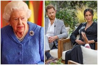Harry e Meghan accusano i Reali di razzismo: chiesta un'indagine, la rivelazione sulla Regina