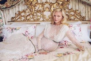 Kirsten Dunst incinta, l'annuncio nelle foto dell'amica Sofia Coppola