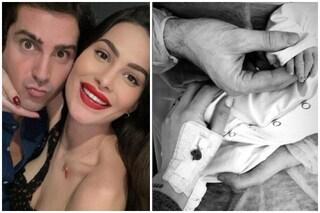 Ludovica Valli è diventata mamma, è nata la prima figlia da Gianmaria Di Gregorio
