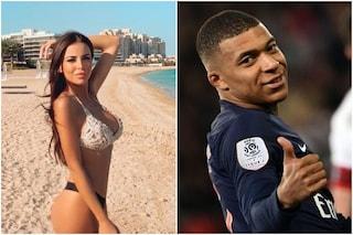 """Maria Luisa Jacobelli e Kylian Mbappé, la nuova coppia: """"Notte di fuoco tra i due"""""""