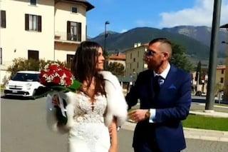 Sara Tommasi si è sposata con il manager Antonio Orso