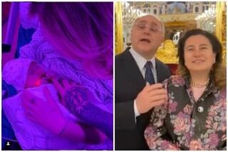 """Chiara Ferragni ha partorito, il Castello delle Cerimonie: """"Benvenuta principessa Vittoria"""""""