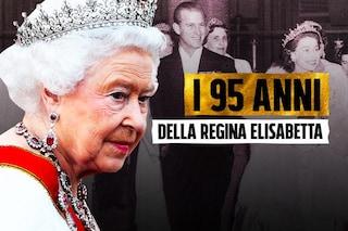 Il compleanno triste della Regina Elisabetta, i 95 anni senza Filippo