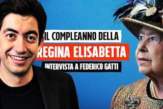 """Compleanno Regina Elisabetta, Federico Gatti: """"Un momento buio, Harry è tornato in America"""""""