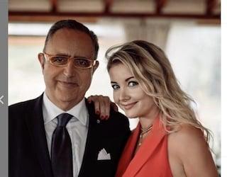 Chi è Cesare San Mauro, il compagno di Angela Melillo