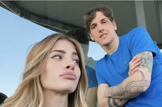 Niccolò Zaniolo e Chiara Nasti sono in crisi, gli indizi social