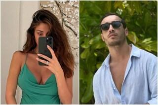 Belen Rodriguez e Antonino Spinalbese volano alle Maldive, le foto del viaggio romantico