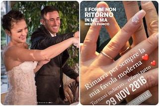 L'unica coppia durata 4 anni dopo Matrimonio a prima vista Italia si è lasciata