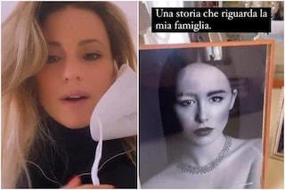 Michelle Hunziker spiega perché Aurora Ramazzotti ha tratti asiatici