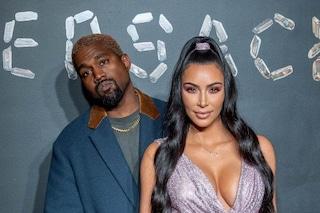 Kim Kardashian e Kanye West avranno la custodia congiunta dei loro quattro figli