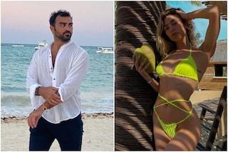 Soleil Sorge a Punta Cana nello stesso resort di Gianmaria Antinolfi, ex di Belén Rodriguez