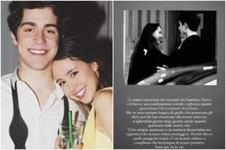 Tommaso Zorzi compie 26 anni, il tenero messaggio di Aurora Ramazzotti per il suo compleanno