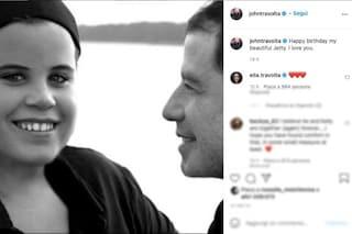 John Travolta ricorda il figlio morto Jett nel giorno del suo compleanno