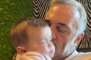 Come sta Blu Jerusalema, la figlia di Gianluca Vacchi e Sharon Fonseca