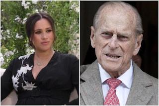 Ai funerali del Principe Filippo non ci sarà Meghan Markle: ora è ufficiale