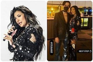 """Eurovision, la cantante della Serbia innamorata di Damiano David: """"Sono single, lui è meraviglioso"""""""