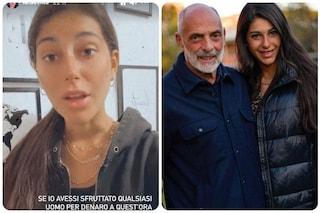 Marialaura De Vitis risponde a chi l'accusa di aver sfruttato Paolo Brosio per soldi