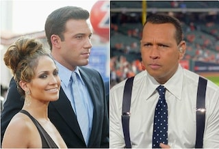 Jennifer Lopez di nuovo con Ben Affleck, la reazione dell'ex fidanzato Alex Rodriguez