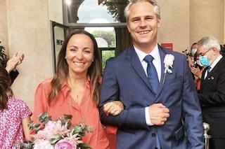 Camila Raznovich si è sposata con l'imprenditore francese Loic Fleury