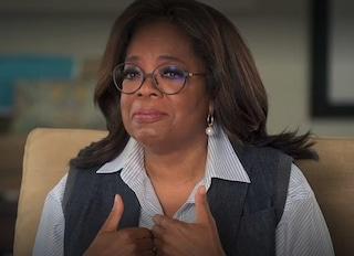 """Oprah Winfrey: """"Violentata da un mio cugino quando avevo 9 anni"""", le lacrime in tv"""