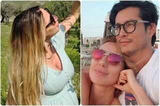Andrea Cocco del Gf è diventato padre: la compagna è Teresa, ingegnere e insegnante